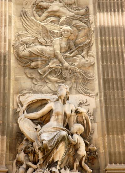 Les Arts. André Joseph Allar.