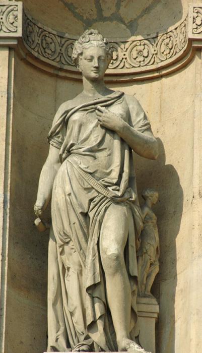 La Sculpture. Jean Jules Allasseur.