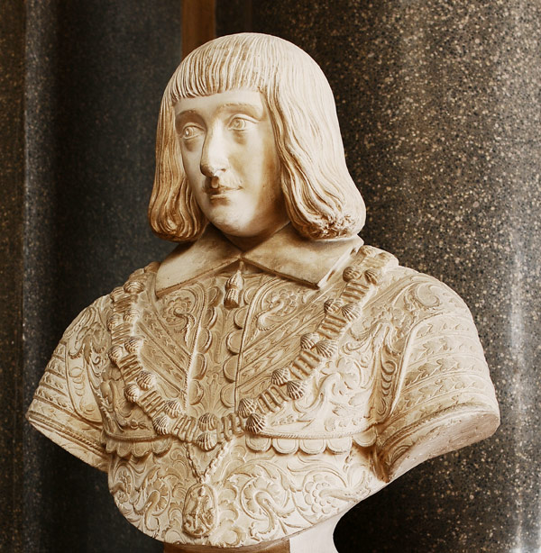Seigneur de Bayard. Anonyme
