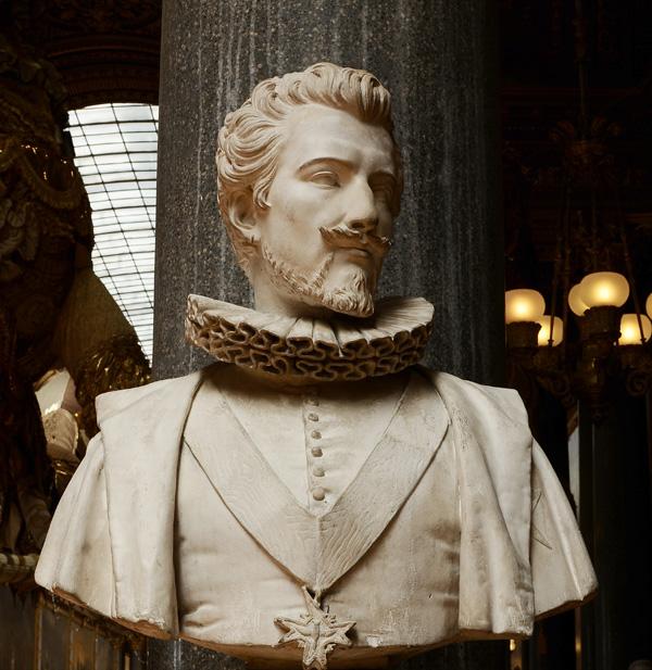 Duc de Joyeuse. Anonyme.