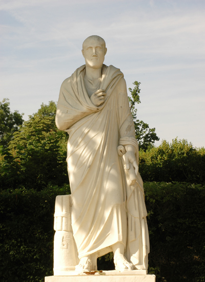 Figure romaine. Anonyme.