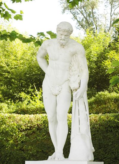 Hercule de Farnèse. Anonyme.