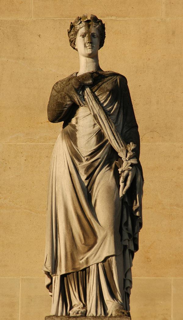 La Paix. Jean Auguste Barre