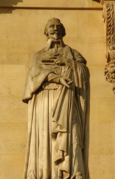 Richelieu. Jean Auguste Barre.