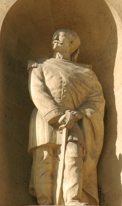 René Baucour. Lamoricière.