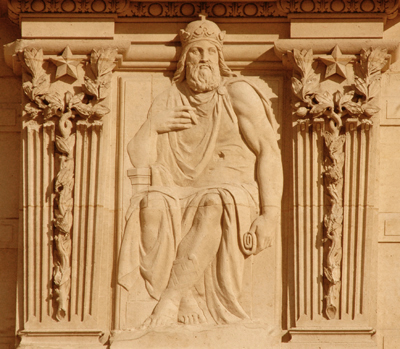 Charlemagne. Léon Héléna Bertaux
