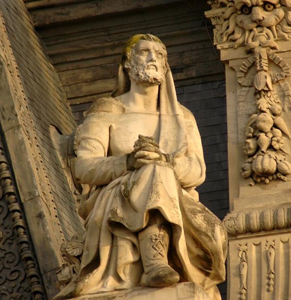 La Religion. Jean Marie Bonnassieux.