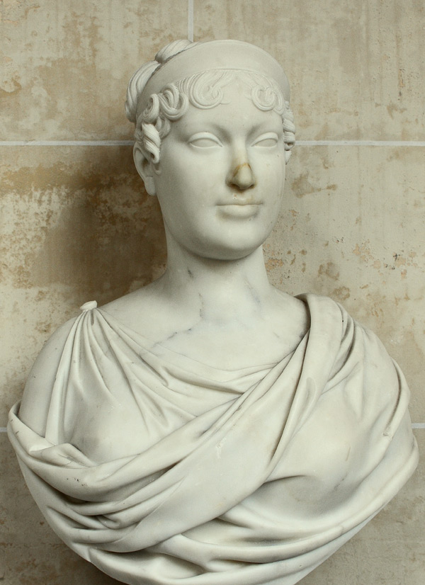 Marie Louise. François Joseph Bosio