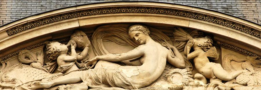 Le triomphe d'Amphitrite. Jean Baptiste Cabet.