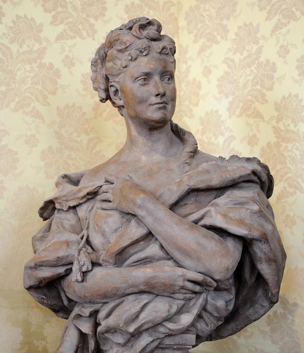 Anna Murat. Jean Baptiste Carpeaux.