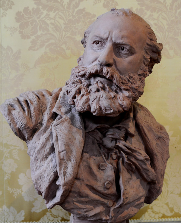 Charles Gounod. Jean Baptiste Carpeaux.