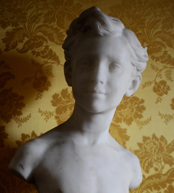 Prince impérial. Jean Baptiste Carpeaux.