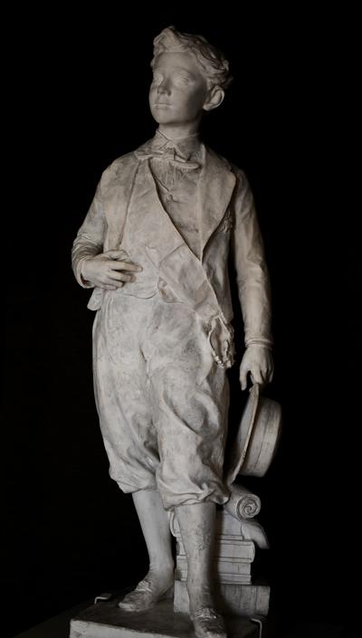 Prince impérail au chapeau. Jean Baptiste Carpeaux.