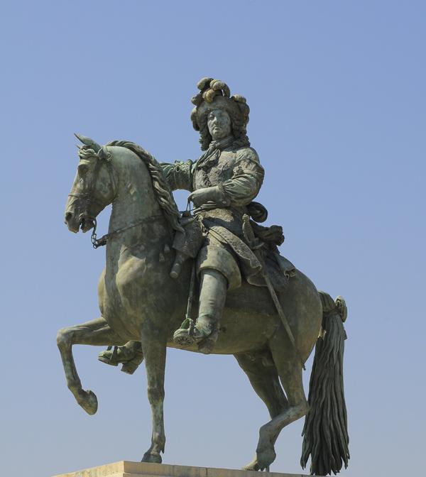 Pierre Cartellier. Louis XIV.