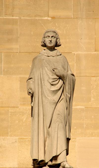 Abelard. Pierre Cavelier.