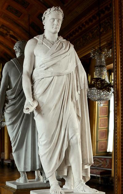 Napoléon 1er en législateur. Denis Antoine Chaudet.