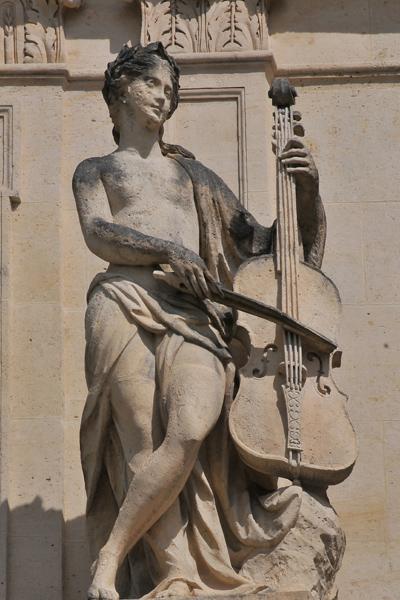 La Musique. Jean Cornu et  Joseph Rayol.