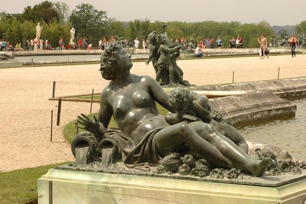 La Dordogne. Antoine Coysevox.