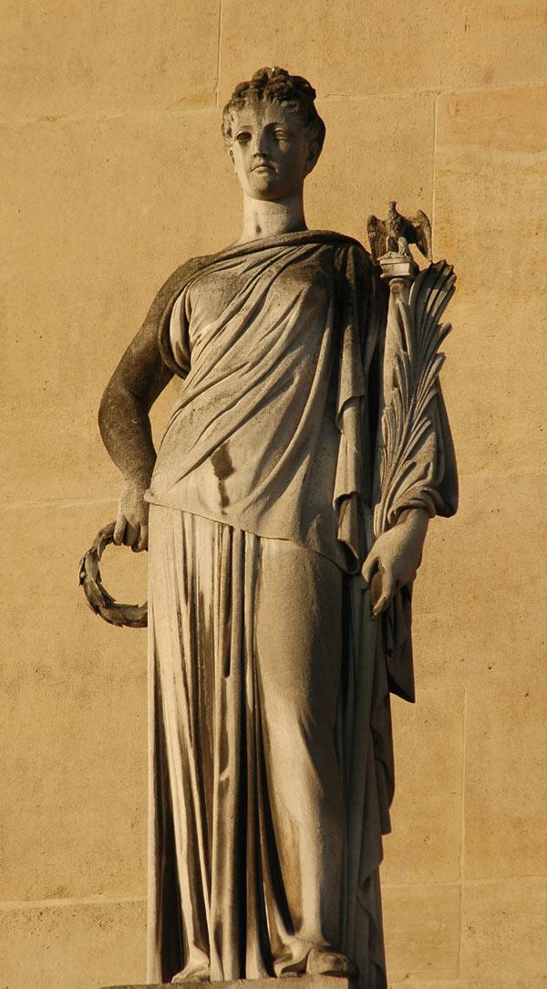 La Victoire. Gustave Crauk.