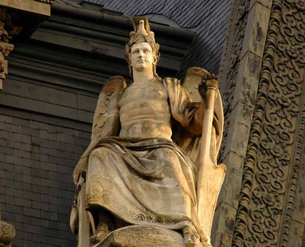 La Puissance. Antoine Laurent Dantan, aîné