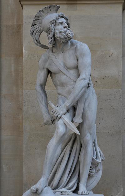 Philipoemen. David d'Angers.