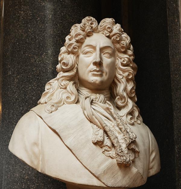 Marquis de Tilladet, lieutenant général. Jean Baptiste Debay.