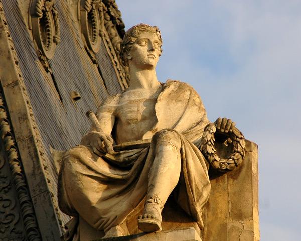 La Justice. Camille Demesmay.