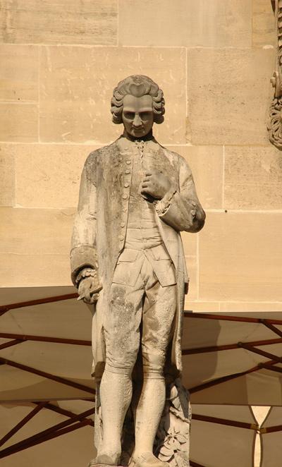 Rousseau. Eugène Faceron
