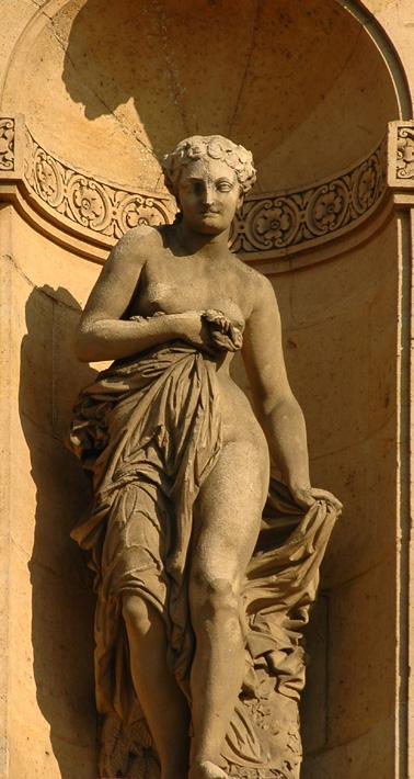 Nymphe. Eugène Farochon