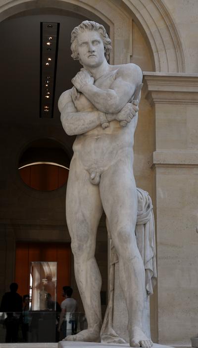 Spartacus. Denis Foyatier.