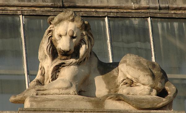 Lions. Emmanuel Frémiet.