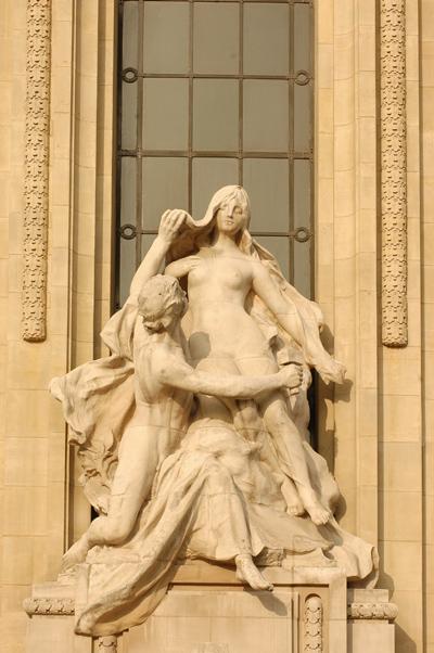 La Sculpture. Paul Gasq