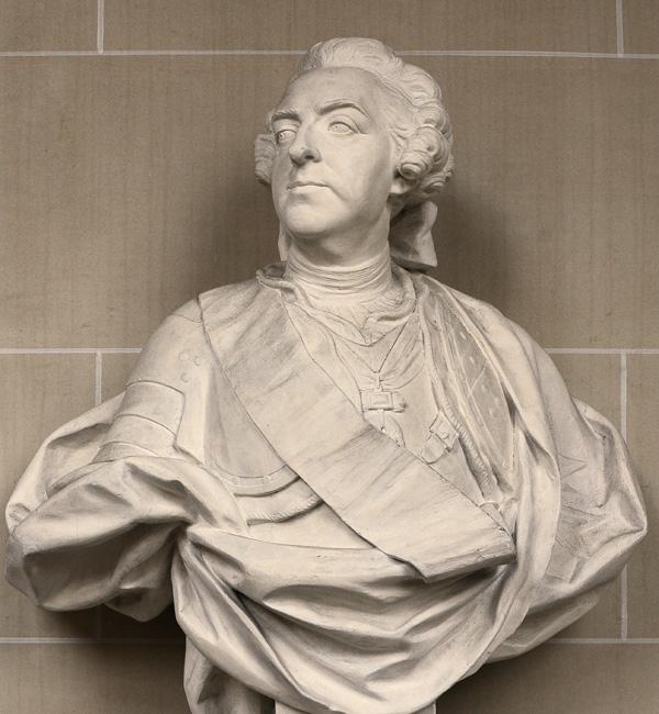 Louis XV. Etienne Pierre André Gois.