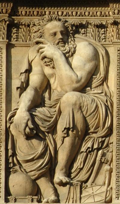 Archimède. Jean Goujn.