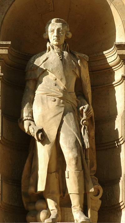 Lafayette. Pierre Gras.