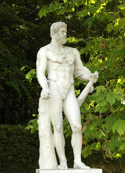 Hercule. Grégoire.