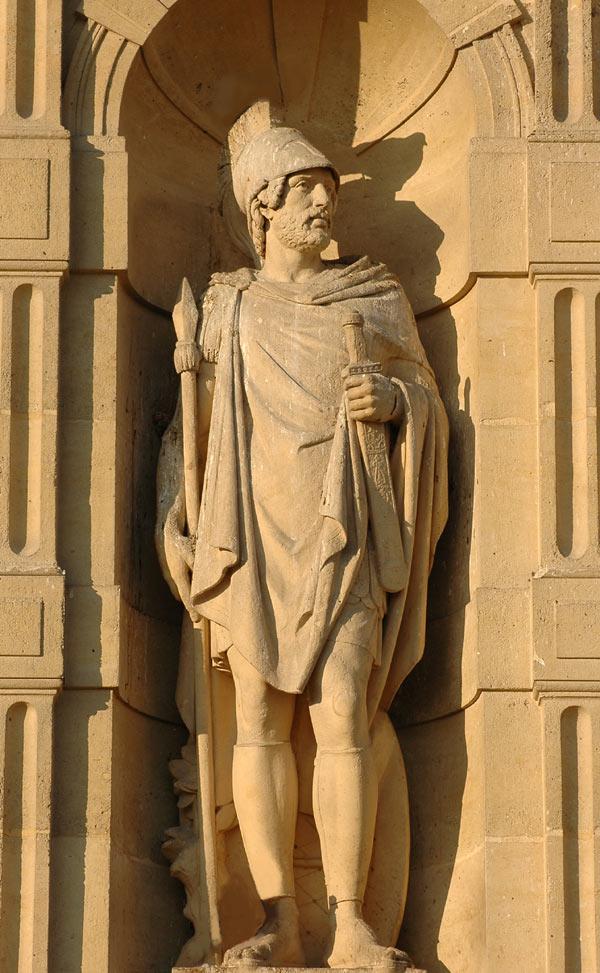 Grec. Théodore Charles Gruyère.