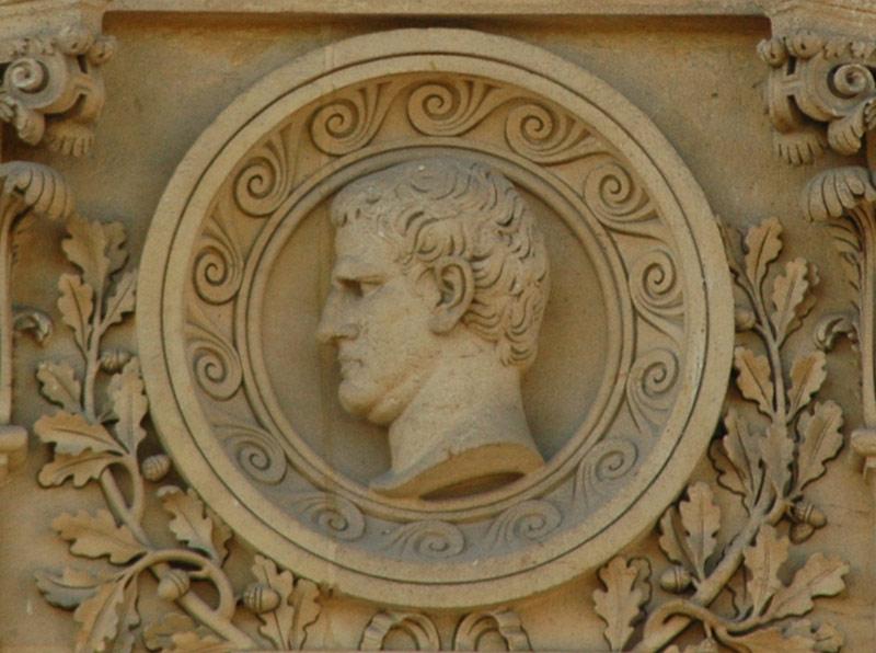 Agrippa. Houguenade.