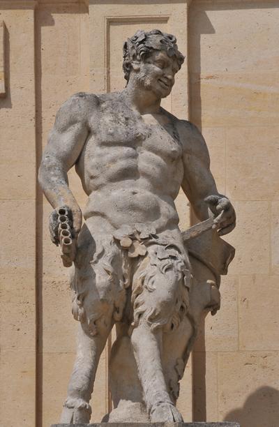 Le Dieu Pan. Jacques Houzeau ou Jean Baptiste Tuby.