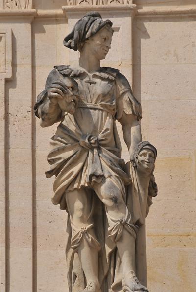 Momus. Jacques Houzeau ou Jean Baptiste Tuby.