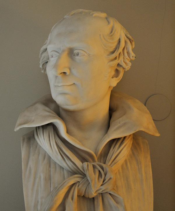 Louis Benoît Picard. Henri Frédéric Iselin.