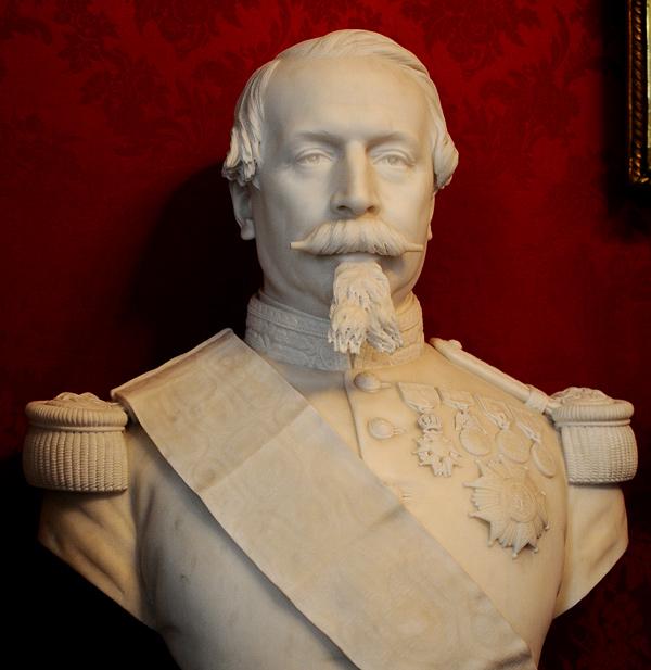 Napoléon-III. André Frédéric Iselin