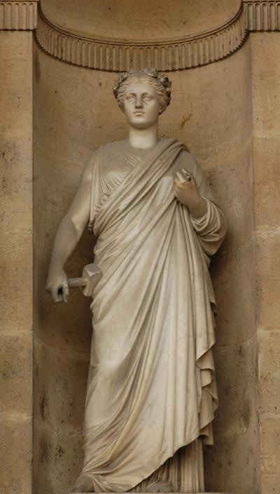 La Sculpture. François Jouffroy.