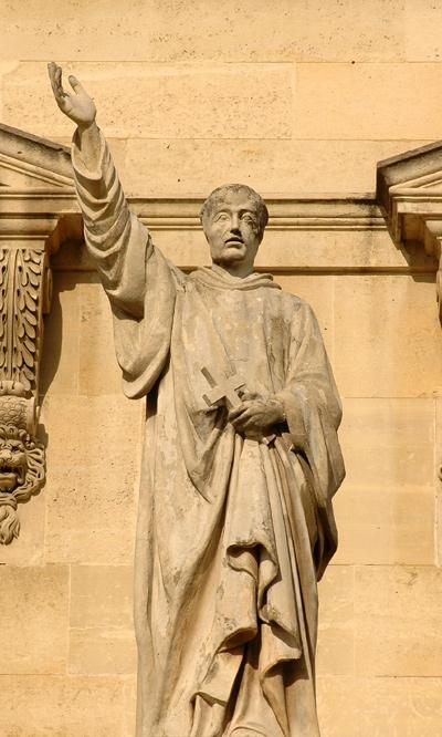 Saint BErnard. François Jouffroy.