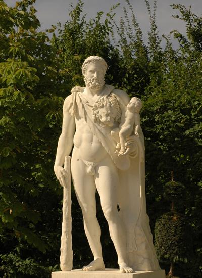 Hercule. Noël Jouvenet.
