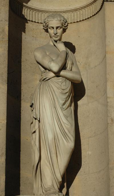 Pensierosa. Giovanni Antonio Lazirotti