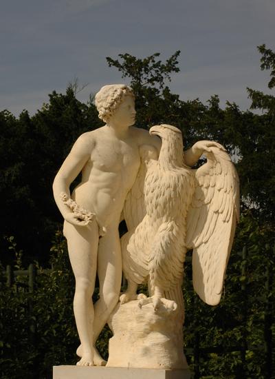 Ganymède. Pierre Liviron.