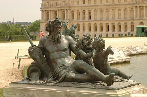 La Seine. Etienne Le Hongre