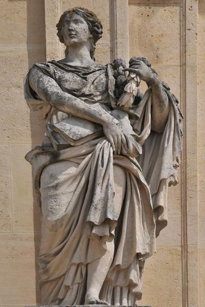Calliope. Pierre 1er Legros.