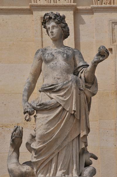 Hespéride. Pierre 1er Legros.